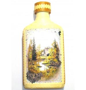 """Бутылка """"Расписная"""" 250 мл"""