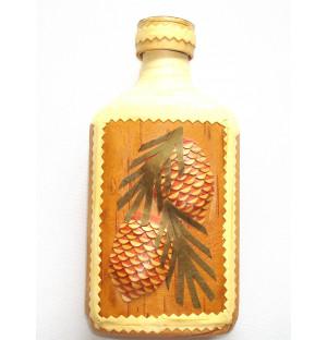 """Бутылка """"Шишки"""" 250 мл"""