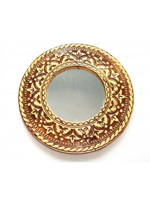 """Зеркало """"Круглое"""" d-9,5 см"""